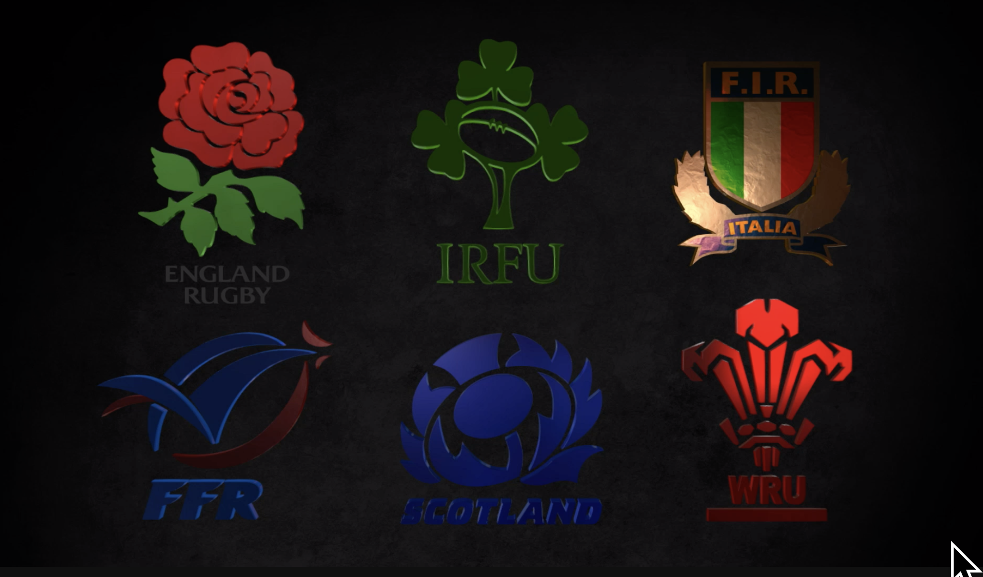 BBC Sport Six Nations Rugby 2020 – Trailer 2